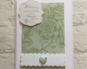 Wedding / Engagement Card