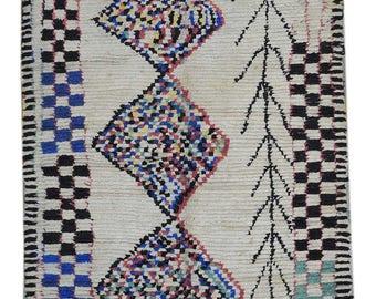 Handmade Moroccan Colorful Ingeborg Rug Z2884 - Design# 2145