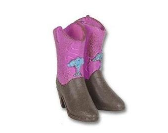 Fairy Garden  - Cowboy Boots - Miniature
