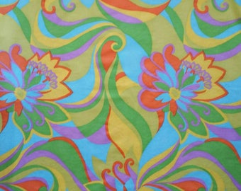 Mod Psychedelic Fabric