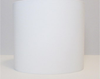 Off White Lampshade