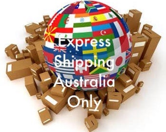Express Shipping- Australian customers only