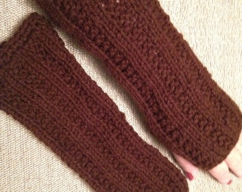 Outlander inspired Arm Warmers