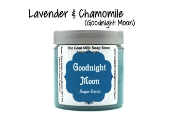 Goodnight Moon Sugar Scrub