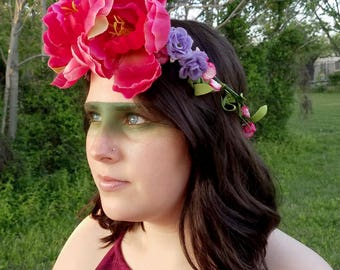 BOLD Flower Crown *SALE*