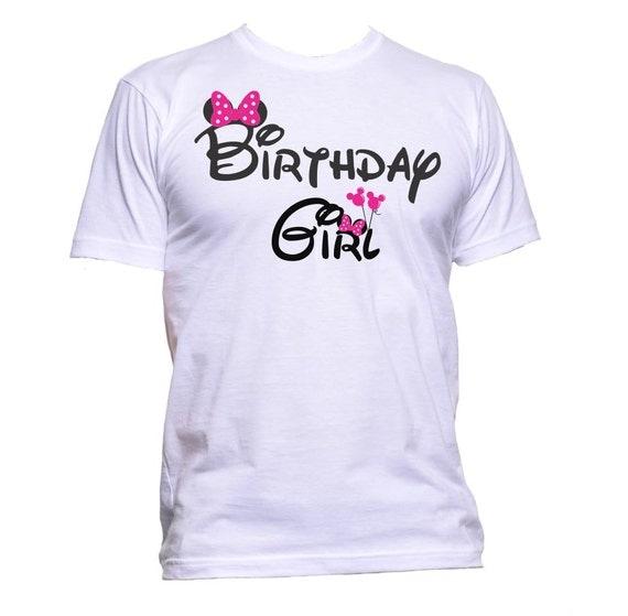On Sale Disney Birthday Girl T-shirt