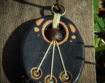 Large Oval Pendant