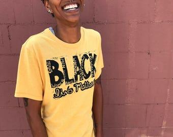 Special Edition All Black Lives Matter shirt
