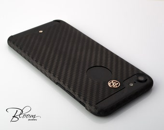 OM iPhone 7 Case Gold OM Case for iPhone 7 Carbon Case Real Carbon iPhone 7 Case Carbon Fiber iPhone Case Gold OM iPhone Case Carbon