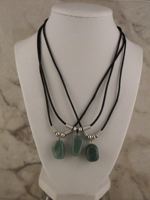 super popular 81dd5 8e974 on sale Empath Green Aventurine Pendant August by AtPeaceInHarmony on Etsy