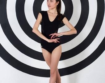 cotton yoga bodysuit, yoga catsuit, lace jumpsuit, yoga onesie, dance catsuit, one piece bodysuit, aerial yoga suit, gymnastics leotard