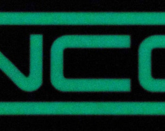 GLOW ENCOM Tron legacy Decal Sticker