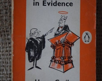 Much in Evidence. Henry Cecil (Leon). A Vintage Orange Penguin Book 1747. 1962