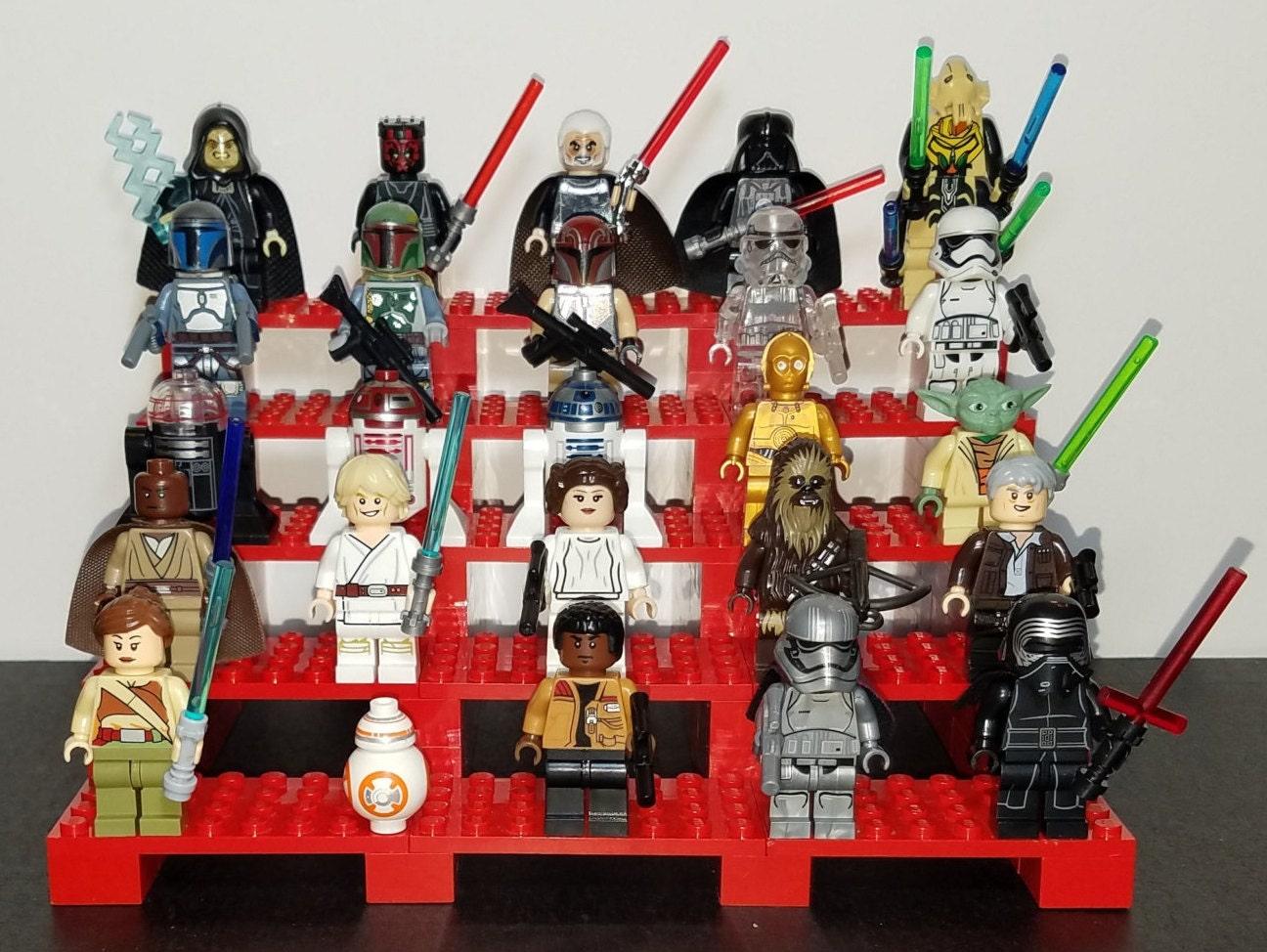 Star Wars Lego Decorations Lego Star Wars Etsy