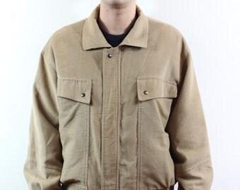 Jacket vintage velours.taille L