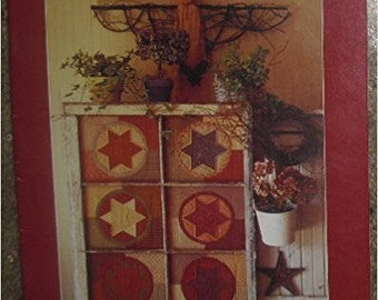 Book: Window Quilts by Ginger Cookie Company