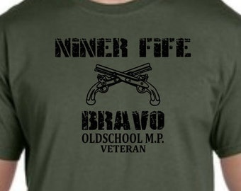 Military police 95 bravo t shirt