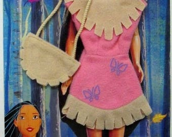 Disney Pocahontas Fashion Doll Carded Outfit NEW!