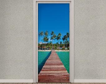 Door wrap garage door wrap from modern image - Garage door vinyl wrap ...
