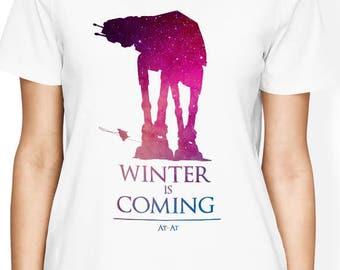 Star Wars At-At Shirt, At-At Shirt, Star Wars Women Shirt, Game of Thrones Shirt, Star Wars Funny Shirt, Game of Thrones, At-At, Star Wars
