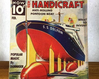 Mechanics and Handicraft Magazine