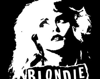 Debbie Harry / Blondie T-shirt