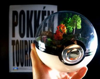 Select Pokemon from list - Pokeball Diorama