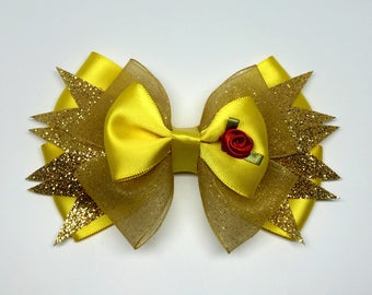 Princess / Ball Gown Belle - Disney Beauty and the Beast Hair Bow