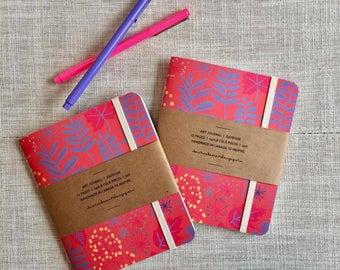 Sketchbook (Floral Illustration)