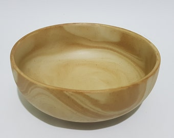 Neriage Nerikomi Agateware Japanese Ceramic Chawan Bowl