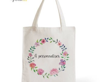 Tote Bag wedding Folk custom, romantic gift for her, gift for Valentine's day for him, typography, statement, quote