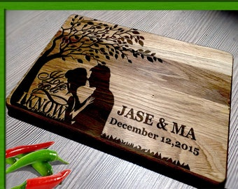 Personalized Cutting Board star wars gift / star wars Cutting Board  / Wedding Gift Cutting Board / star wars wedding gift Cutting Board