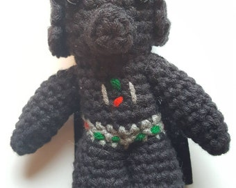 Star Wars, Darth Vader, Crochet Darth Vader, Amigurumi Star Wars,