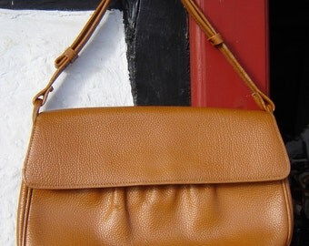 Orig 50s bag - thick leather