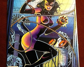 CATWOMAN #1 August 1993 Second Series - Mint
