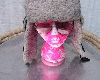 Medium Size MAD BOMBER Woodsman's Hat MH027