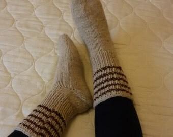 Socks from wool, socks, wool, winter, autumn, warm, handmade knits, accessories, unisex, adult socks, casual socks, children knits, clothing