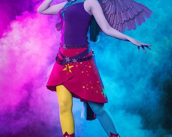 My Little Pony: Equestria Girls Rainbow Rocks - Twilight Sparkle  Cosplay Costume