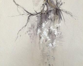 Hope Series fig.16 number 4 -- Fine Art Painting