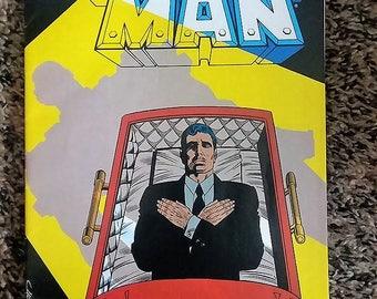 Iron man #284//marvel comics//1992//very fine condition