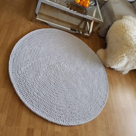gro er runder teppich haus deko ideen. Black Bedroom Furniture Sets. Home Design Ideas