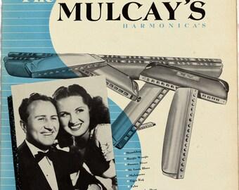 The Mulcay's Harmonica's - Vinyl - Regent MG 6016