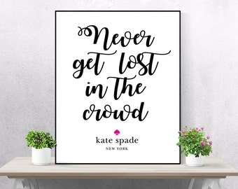 Kate Spade Quotes Mesmerizing Kate Spade Quotes Inspiration Kate Spade Quotes Streetwear Blog