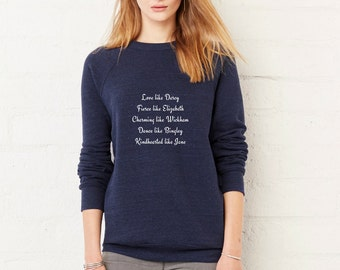 Pride and Prejudice Sweatshirt | Mr. Darcy Bennet Jane Austen gift | FREE SHIPPING | Bookworm  Book quote Inspirational Woman's Fashion