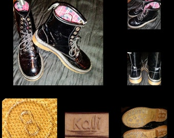 Kali combat boot