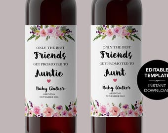 wine label template etsy