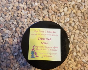 Chickweed  Salve