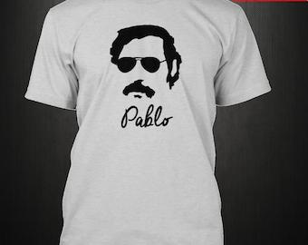 Pablo Escobar Narcos T Shirt - Pablo Escobar Tee - Netflix - Gift / Christmas Idea