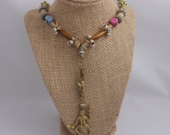 Masaan- Vintage Bead Necklace