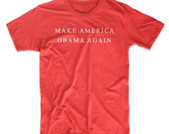 Make America Obama Again Premium T-Shirt |  Michelle Obama 2020
